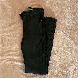 Coated Jamie Jeans TopShop